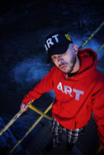 Load image into Gallery viewer, a.r.t red hoodie