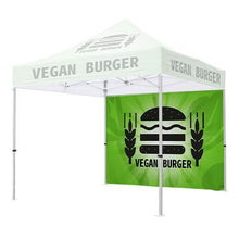 Load image into Gallery viewer, 10' Canopy Tent Wall (Dye Sublimated)