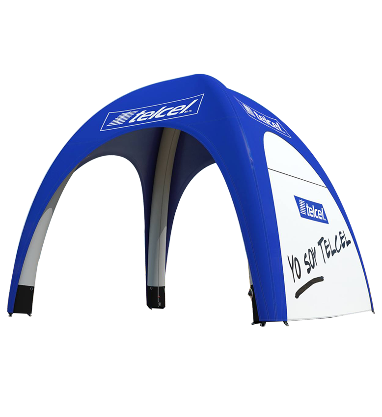 Inflatable Air Tent 16'x16' Full Color Dye Sublimation