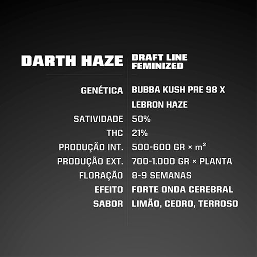 Darth Haze X4 - BSF Seeds | Z1