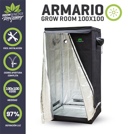 Armario Grow Room 100 - Grow Genetics | Z1