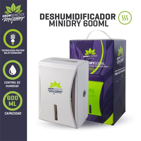 Deshumidificador MiniDry - Grow Genetics| Z1