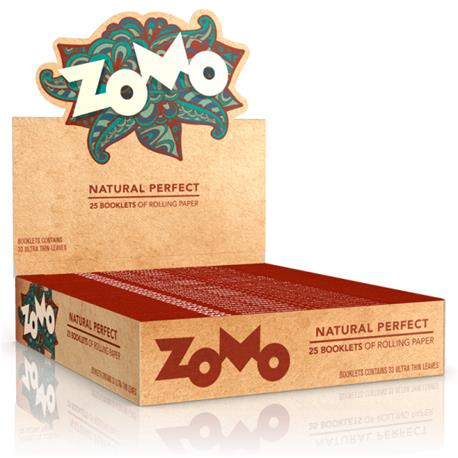 ZOMO Papelillo Perfect Natural caja 25 unidades| Z1