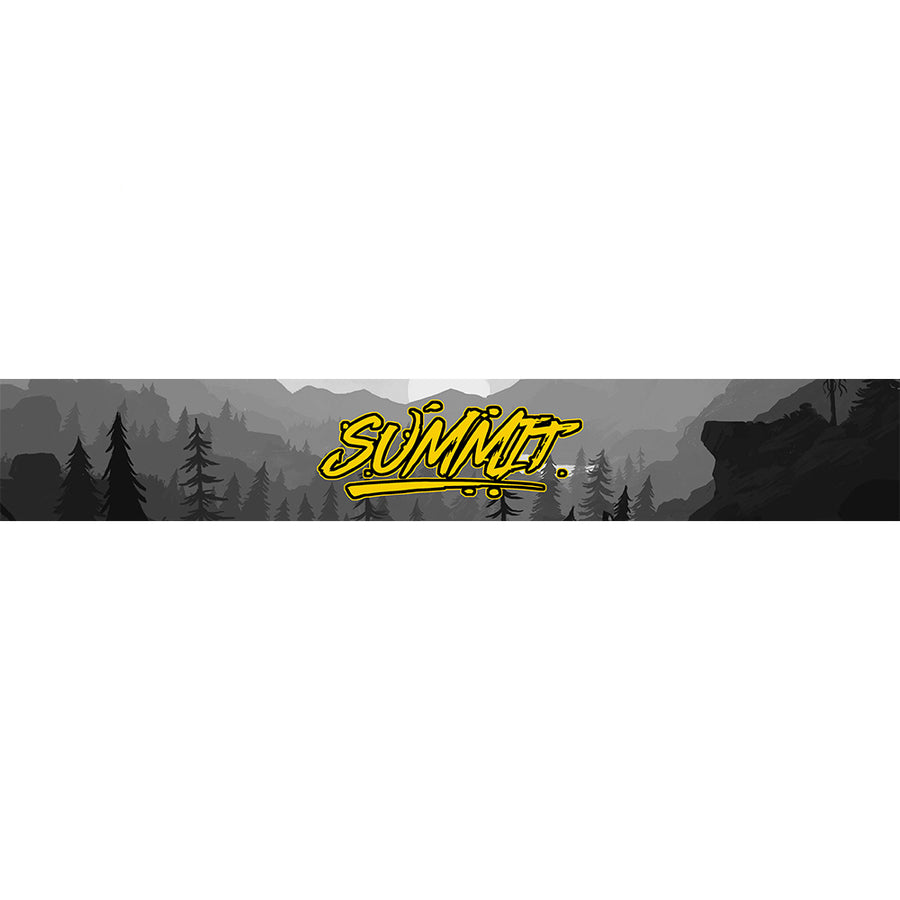 SUMMIT WINDSHIELD BANNER