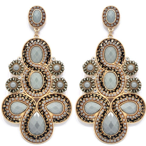 Maxi Chandelier Earrings
