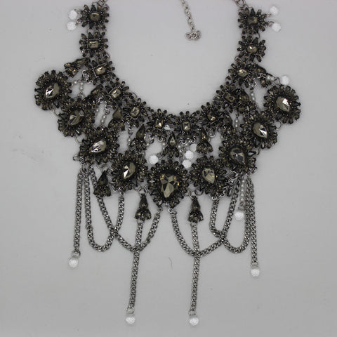 Elizabeth Chandelier Necklace