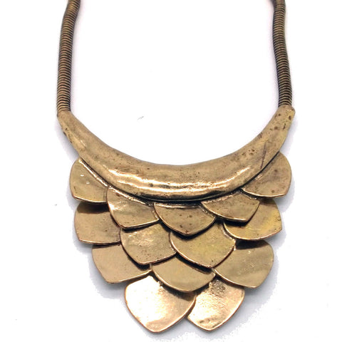 Gold Vera Necklace