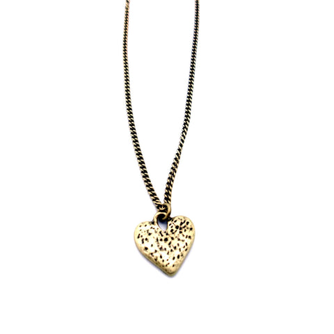 Tutti & Co Heart Necklace