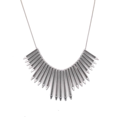 Miss Jagger Spike Necklace
