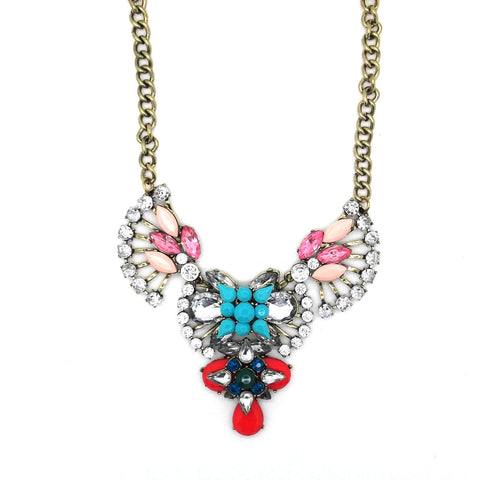 Keira Jewel Necklace