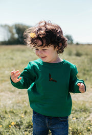 bat childrens sweatshirt