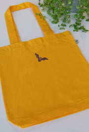 bat tote bag