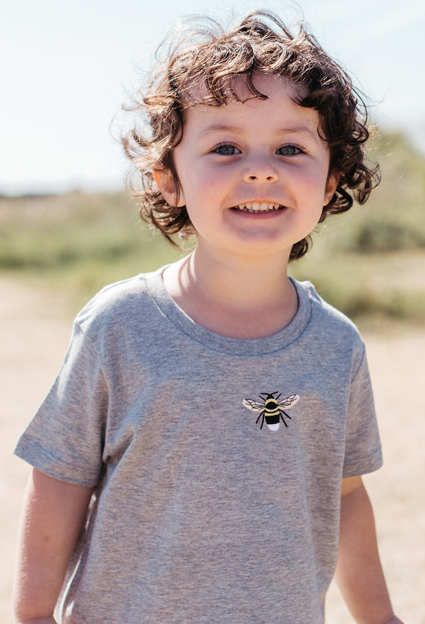 garden bumblebee childrens t-shirt