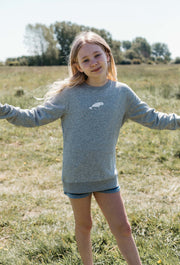beluga childrens sweatshirt