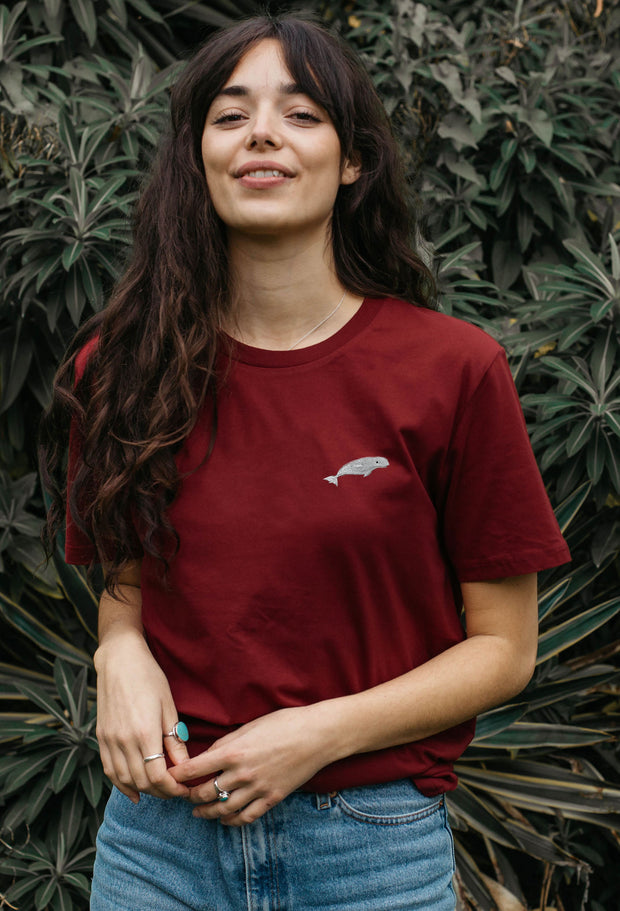 beluga womens t-shirt