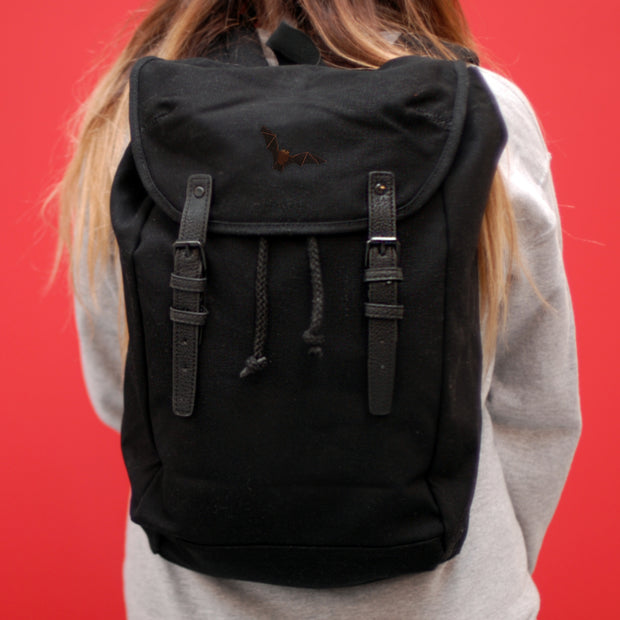 bat rucksack / backpack