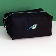 blue tit accessory bag
