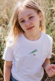 blue tit childrens t-shirt