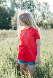 butterfly childrens t-shirt