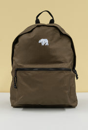 polar bear recycled backpack