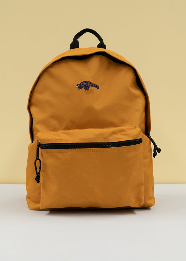 pangolin recycled backpack
