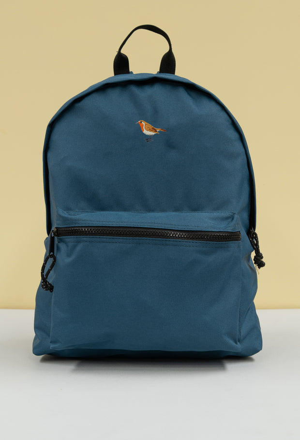 robin recycled backpack