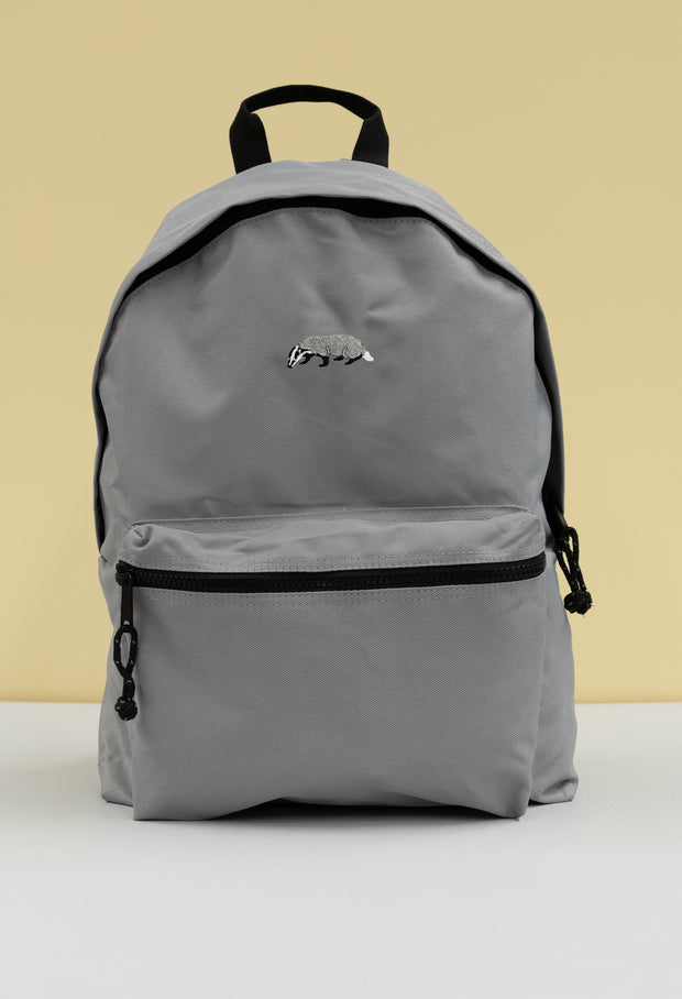 badger recycled backpack