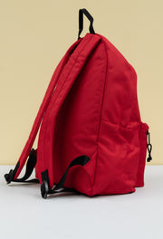 red fox recycled backpack
