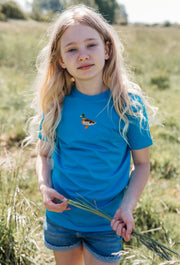 mallard duck childrens t-shirt