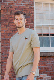 mallard duck mens t-shirt