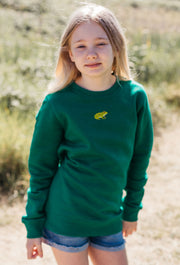 frog childrens sweatshirt