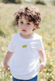 frog childrens t-shirt