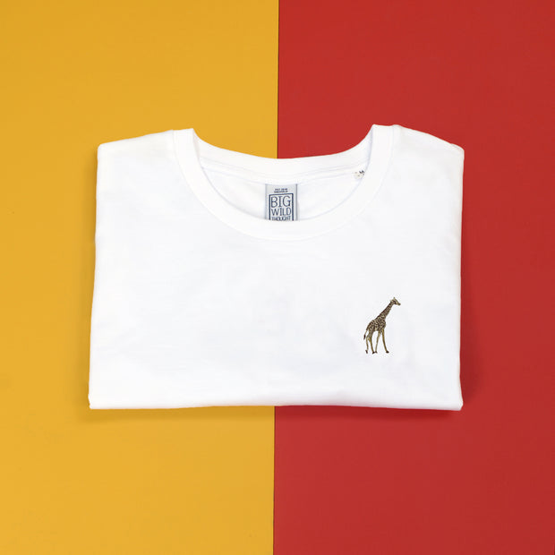 Giraffe Mens T-Shirt