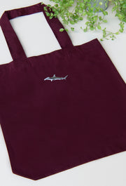hammerhead shark tote bag