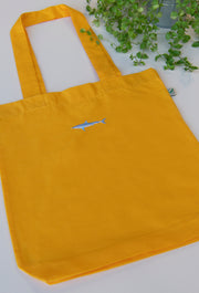 mako shark tote bag