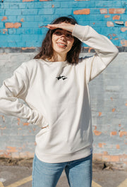 orca duo womens sweatshirt