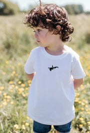 orca/killer whale childrens t-shirt