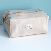 polar bear accessory bag