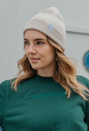 big wild thought beanie
