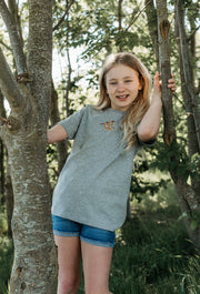 sloth childrens t-shirt