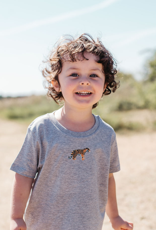 tiger childrens t-shirt