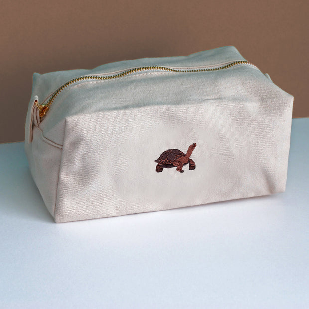 galapagos tortoise accessory bag