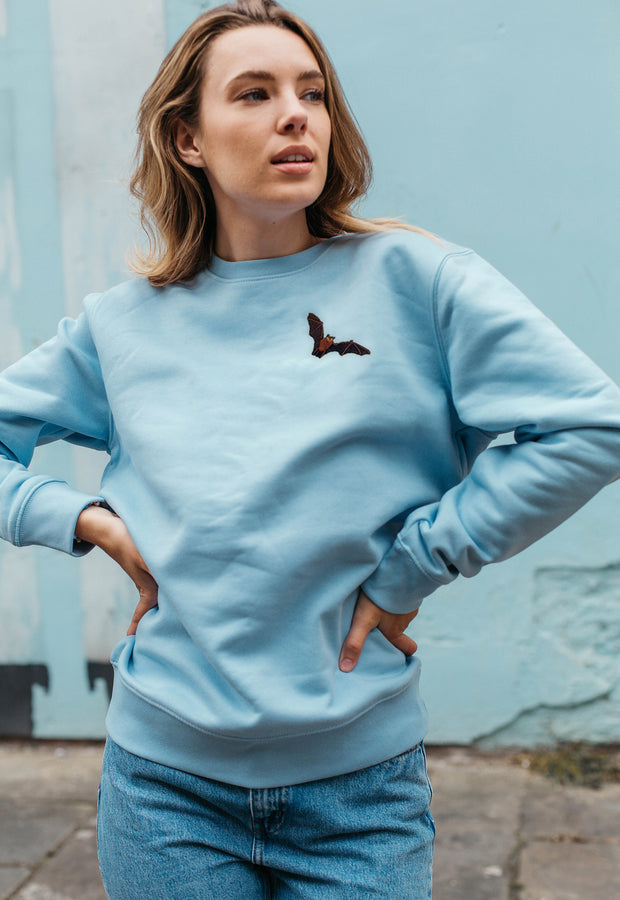 bat womens sweatshirt