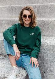 beluga womens sweatshirt