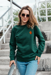 red squirrel womens sweatshirt