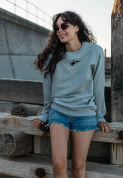 orca womens sweatshirt
