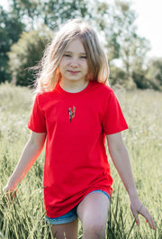 woodpecker childrens t-shirt