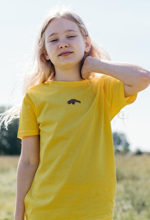 pangolin childrens t-shirt