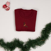 christmas bat unisex sweatshirt