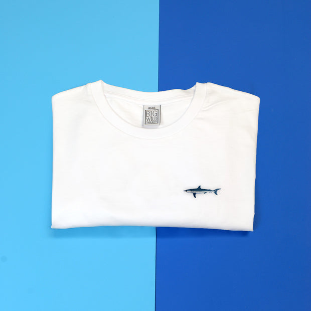 mako shark mens t-shirt
